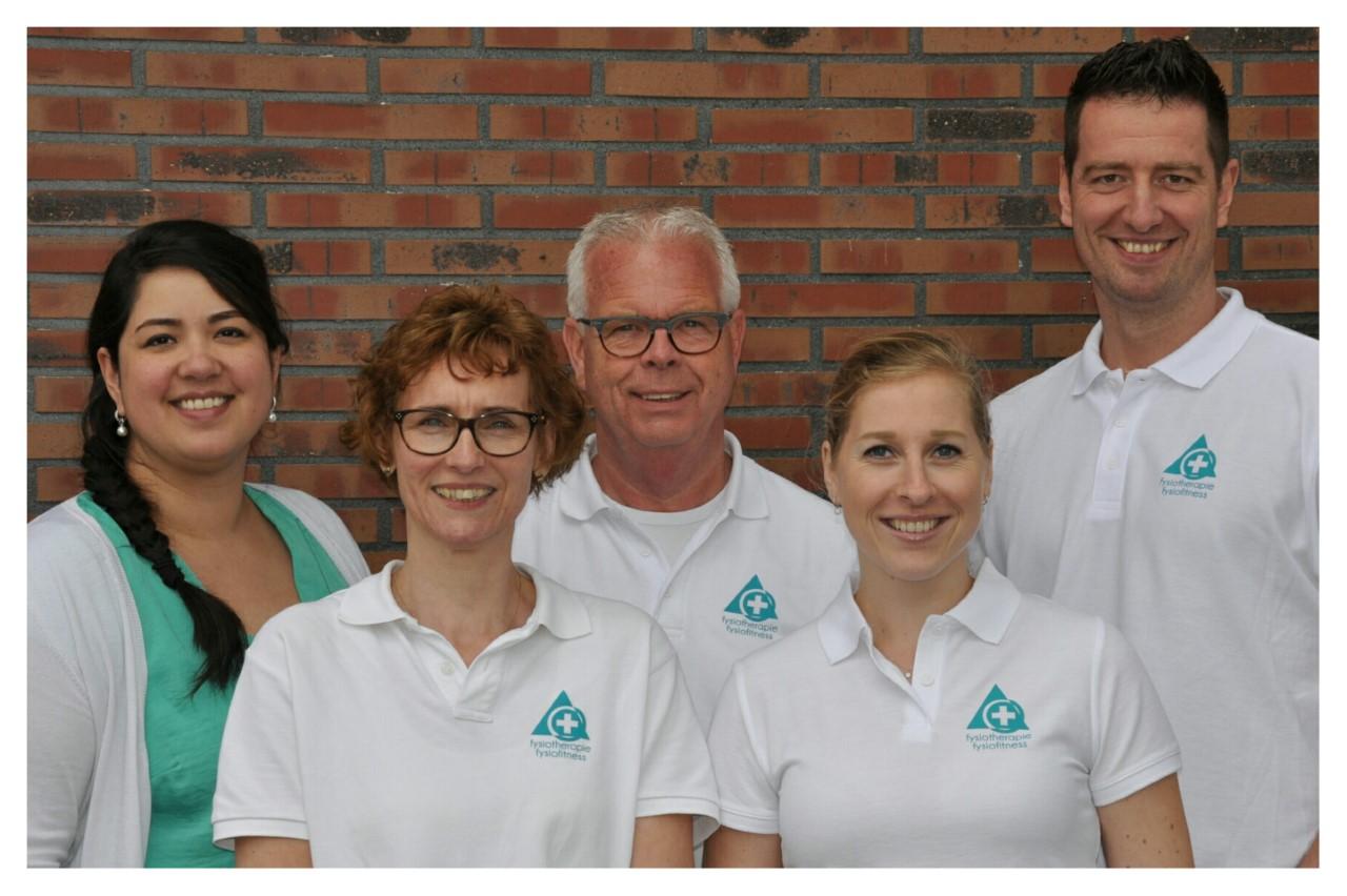 v.l.n.r. Priscilla van Hoven, Marjan Visser, Aris Schrooder, Marissa Schrier en Rogier de Best